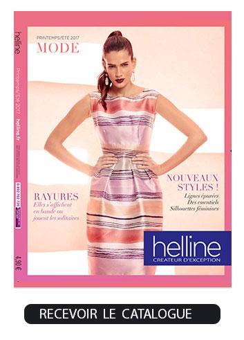Le nouveau Catalogue Helline Printemps été 2017 vient de paraître ...