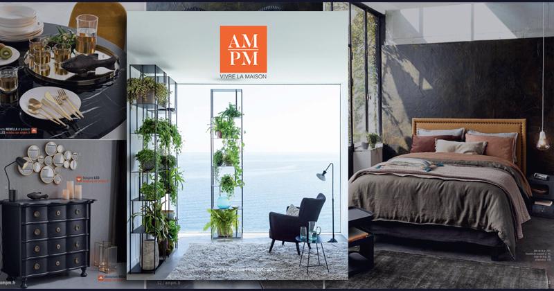 Cliquez ici pour voir le nouveau catalogue AM.PM