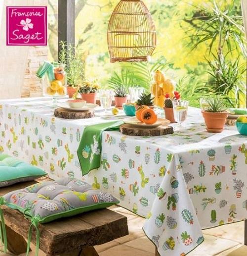 Voir la collection jardin de chez Françoise Saget
