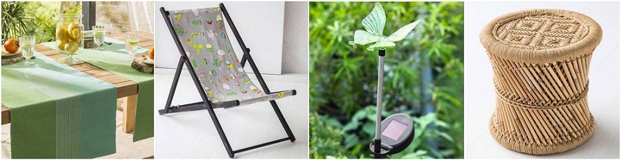 Françoise Saget : collection jardin printemps été