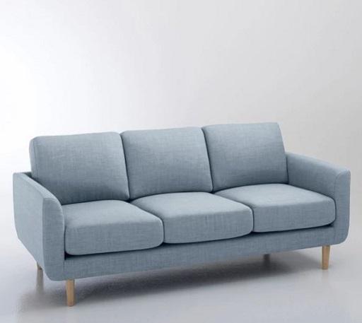 Accéder au canapé Jimi de chez  La Redoute Intérieurs