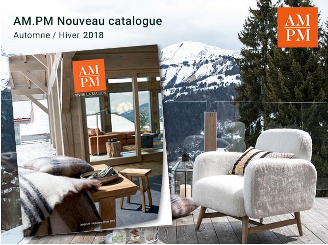 AM.PM : catalogue collection hiver 2018
