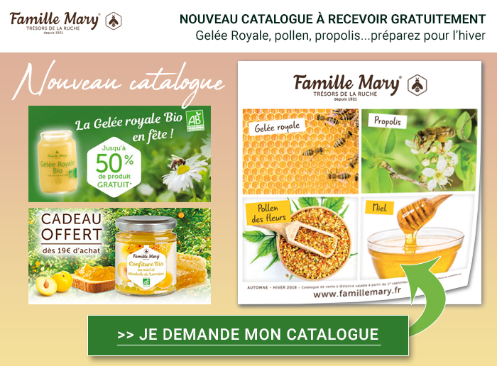 Famille Mary : nouveau catalogue pour préparer l'automne et l'hiver !
