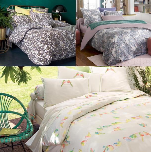 Cliquez ici pour découvrir le linge de lit en soldes chez Linvosges