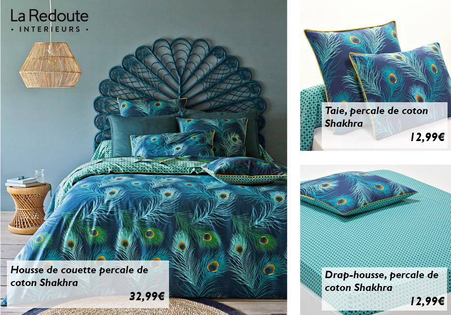 Cliquez pour découvrir la parure de lit Shakhra