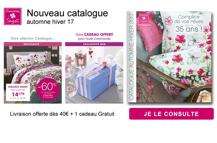 Consultez le nouveau Catalogue Françoise Saget automne hiver 2017