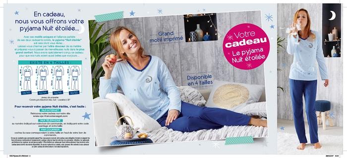 Fran oise saget cadeau gratuit 50 sur l 39 offre cocoon - Code promo collectionnez les etoiles frais de port gratuit ...