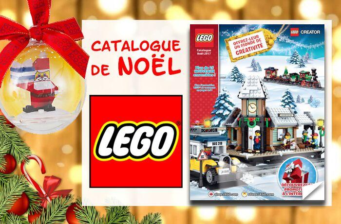 Cliquez ici pour feuilleter le catalogue Lego de Noël