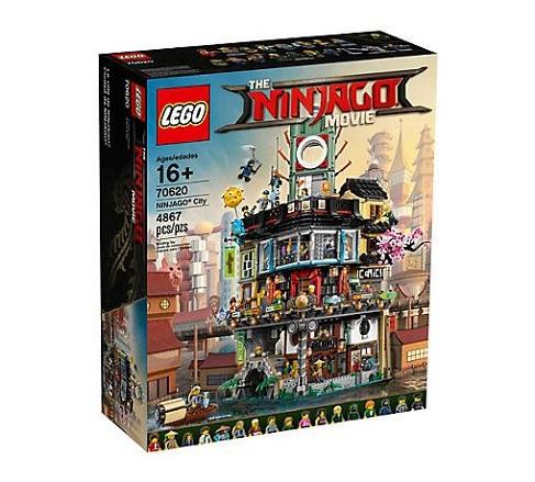 Le sous-marin Méduse Ninjago Lego