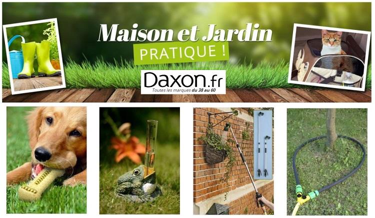 Voir la collection jardin et animaux de chez Daxon