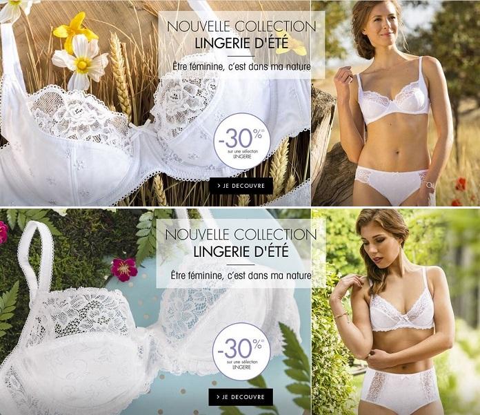 Cliquez ici pour voir la lingerie Françoise Saget