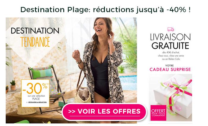 Françoise Saget, Linvosges : maillots de bain et tenues de plage incontournables !