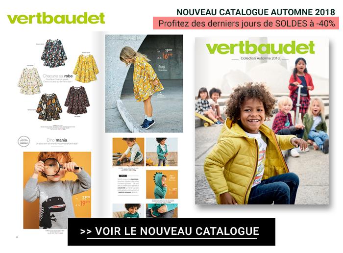 Cliquez ici pour accéder au site Vertbaudet