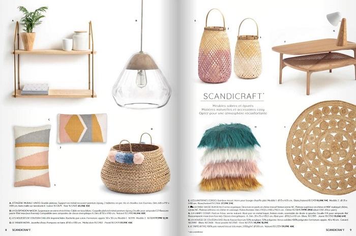 Cliquez ici pour découvrir le catalogue La Redoute Intérieurs décoration 2018/2019