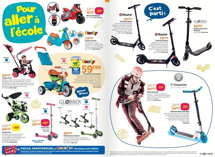 Cliquez ici pour feuilleter le catalogue Toy'R'us