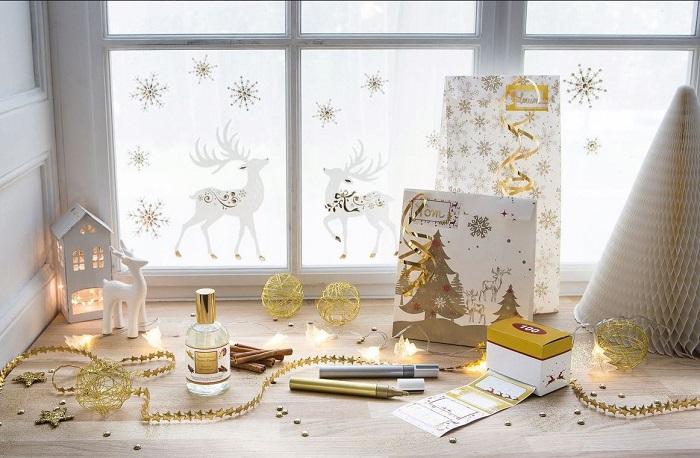 Découvrir la décoration de Noël Françoise Saget