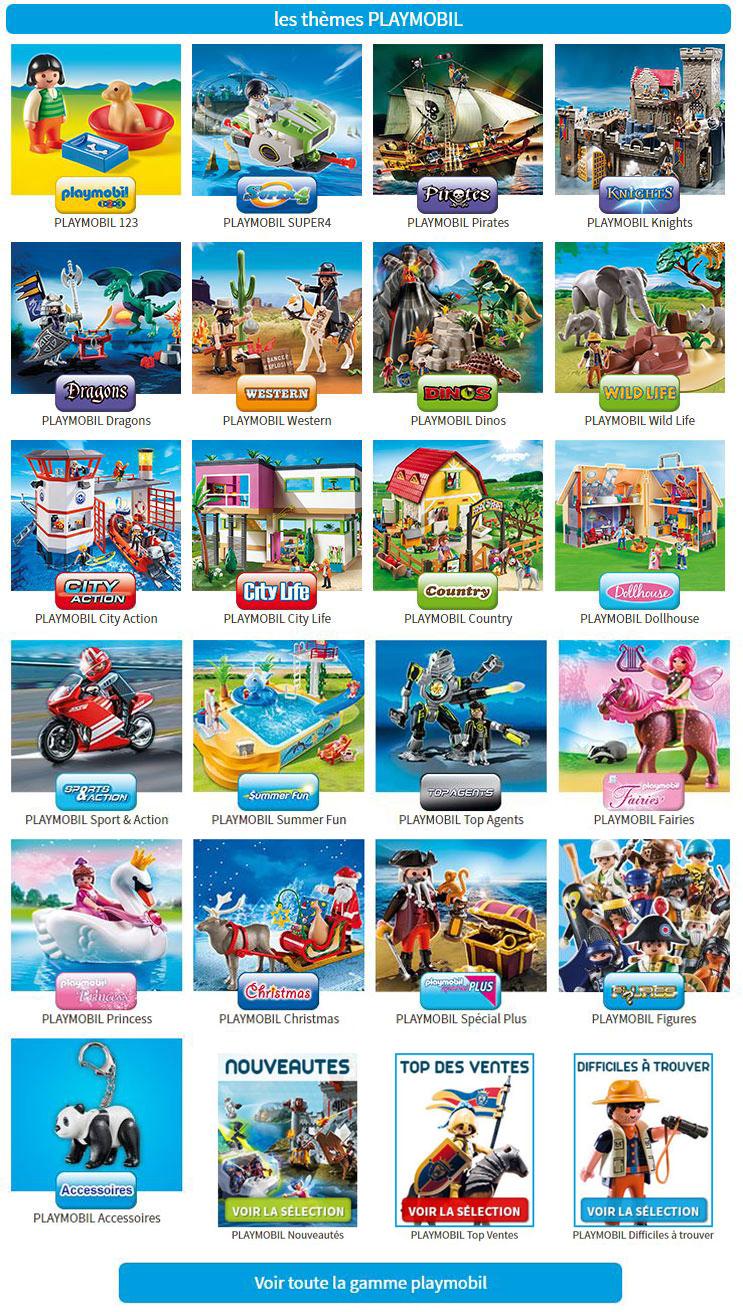 playmobil cadeau 1 bo te de playmobil offerte pour 2 achet es. Black Bedroom Furniture Sets. Home Design Ideas