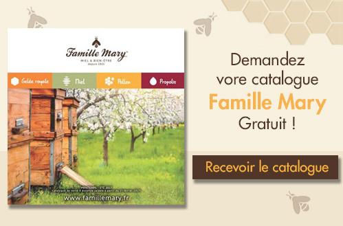 Recevez votre catalogue Famille Mary gratuitement !