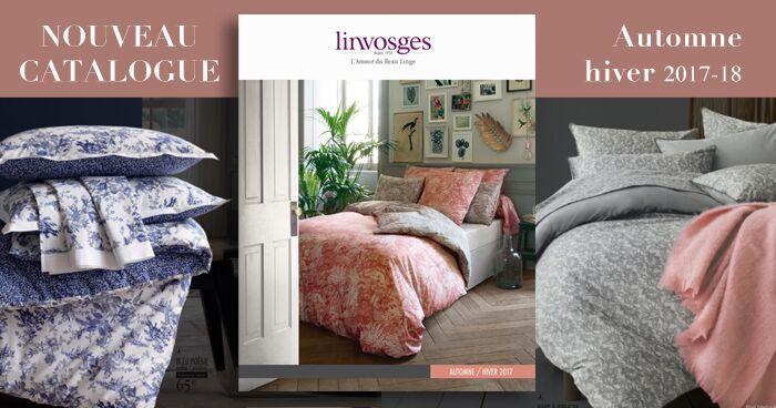 Cliquez ici pour consulter le nouveau catalogue Linvosges