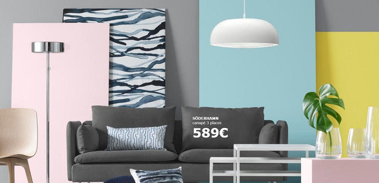 nouveau catalogue ik a 2018. Black Bedroom Furniture Sets. Home Design Ideas