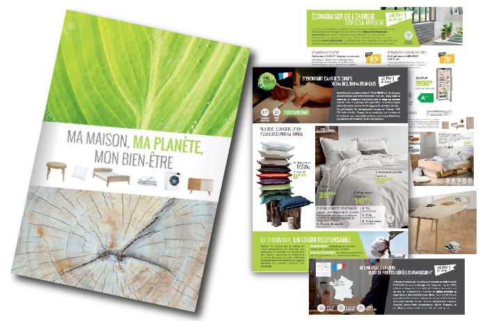 d couvrez les 2 nouveaux catalogues camif a h 2017. Black Bedroom Furniture Sets. Home Design Ideas