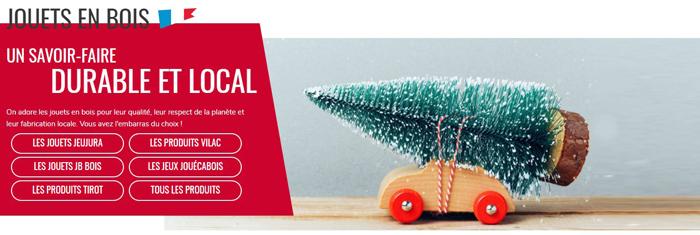 Camif : pour Noël, offrez des cadeaux fabriqués en France