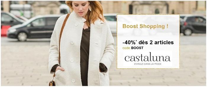 Voir l'offre Boost Shopping Castaluna