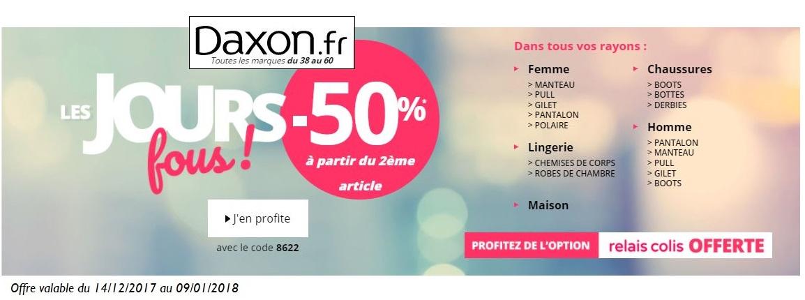 Cliquez ici pour accéder au site Daxon