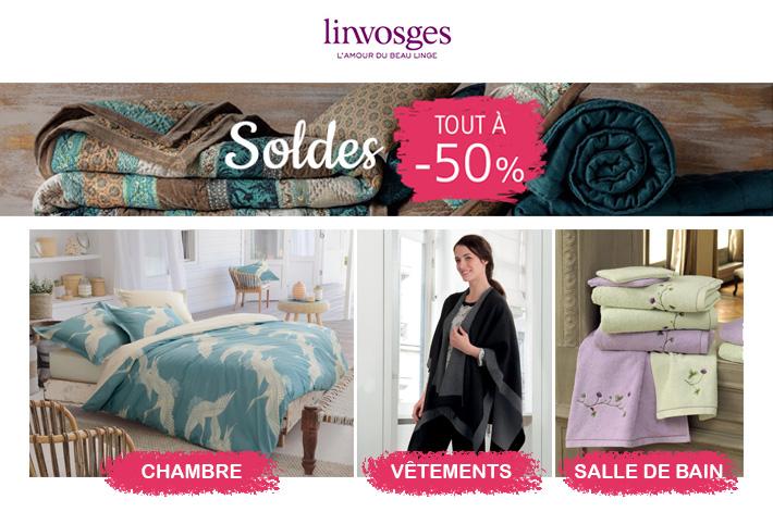 Cliquez ici pour accéder à Linvosges