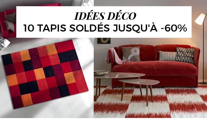 camif am pm la redoute int rieurs les tapis incontournables sold s jusqu 39 60. Black Bedroom Furniture Sets. Home Design Ideas