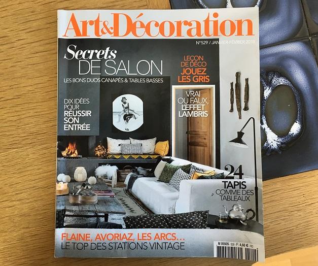 am pm camif maisons du monde les pi ces vues dans les magazines d co. Black Bedroom Furniture Sets. Home Design Ideas
