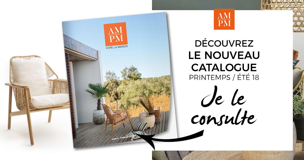 AM.PM : catalogue collection printemps - été 2018 à feuilleter