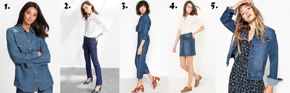 Voir les catalogues de mode femme