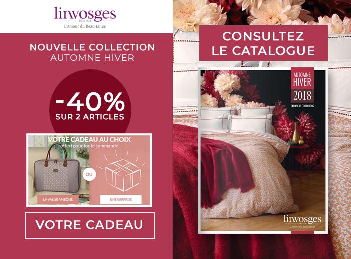 Consulter le catalogue Linvosges