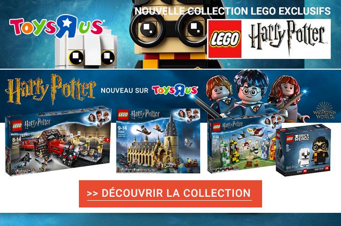 Tous les jouets Harry Potter sur Toys'R'us - je clique ici