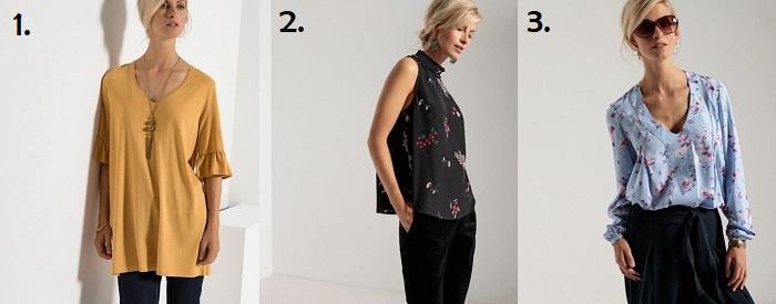 Cliquez ici pour les tops et les blouses Anne Weyburn