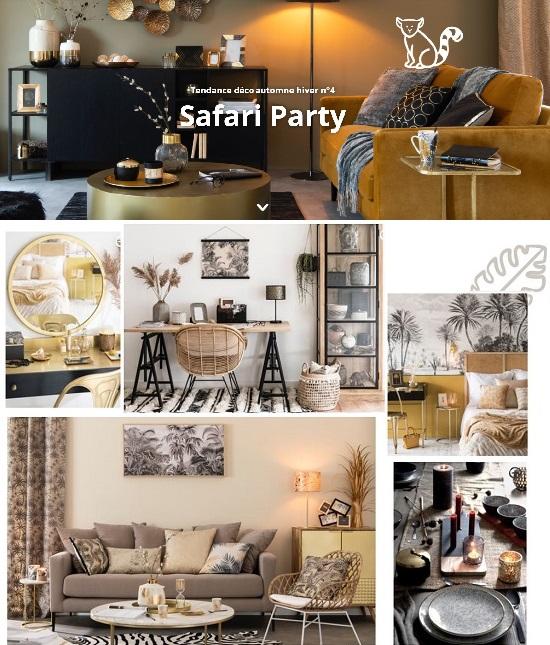 Voir la tendance Safari Party
