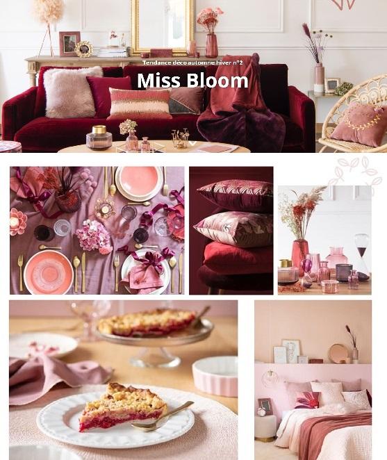 Accéder à l'ambiance Miss Bloom