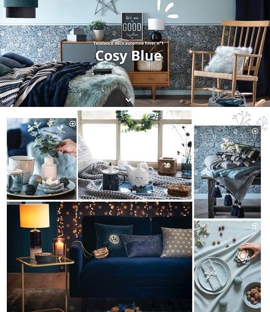 Cliquez ici pour voir la collection Cosy Blue