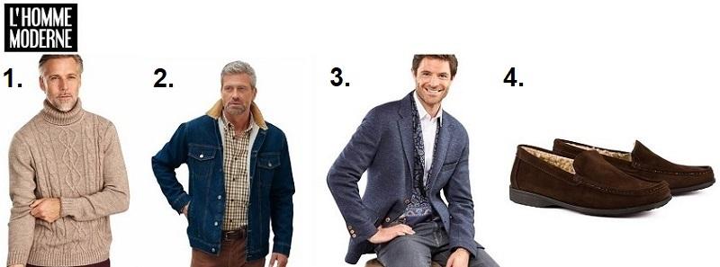 Toute la Mode masculine sur L'Homme Moderne, je clique pour y accéder