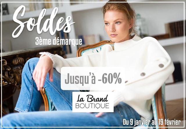 La Redoute Brand : les 10 pièces soldées pour femme à ne pas louper !