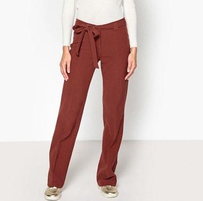 Accéder au pantalon BA&SH de la Brand Boutique La Redoute