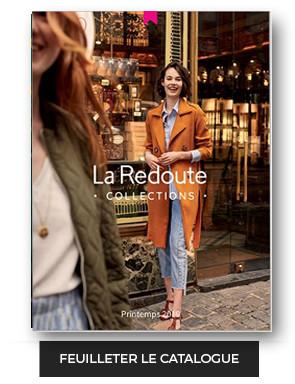 Cliquez ici pour feuilleter le catalogue LA REDOUTE MODE !