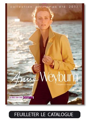 Nouveau Catalogue Anne Weyburn Printempsété 2017