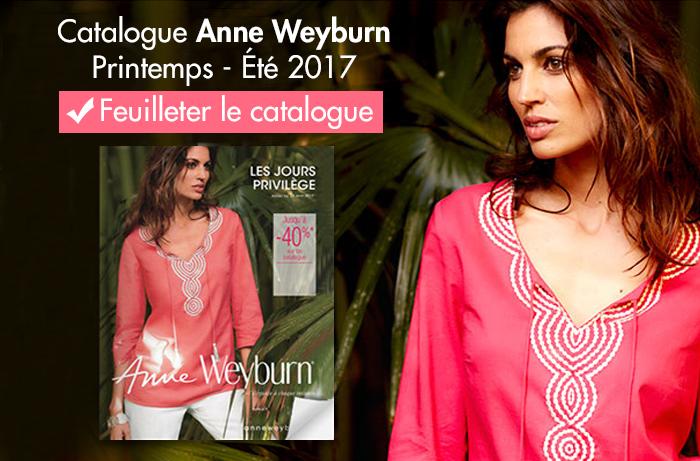 Anne Weyburn Le Nouveau Catalogue