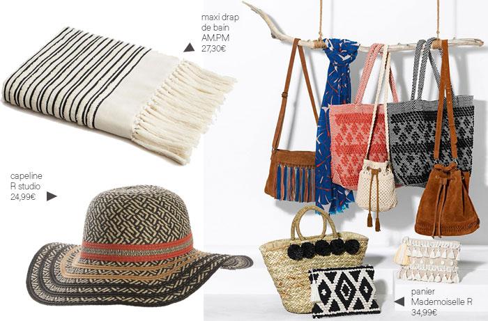 catalogue printemps t la redoute les tendances mode. Black Bedroom Furniture Sets. Home Design Ideas