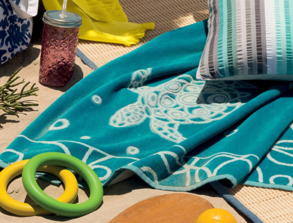 Robe de plage linvosges