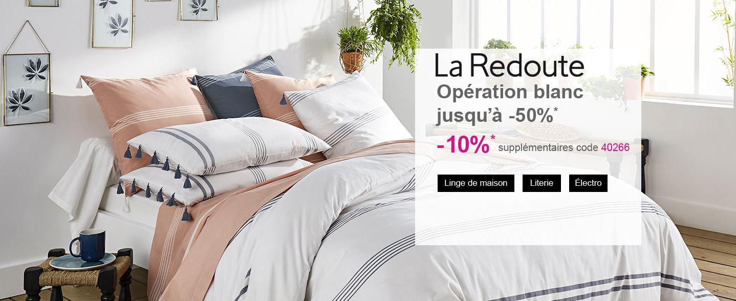 la redoute vertbaudet bleu bonheur le blanc en promotion. Black Bedroom Furniture Sets. Home Design Ideas