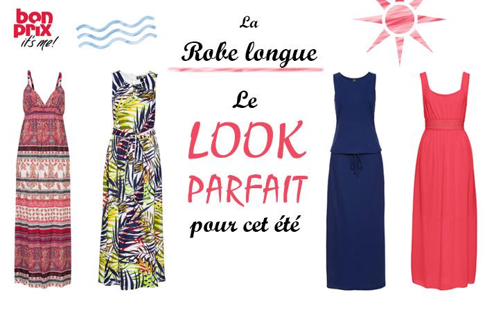 Cliquez pour découvrir la collection de robes Bonprix !