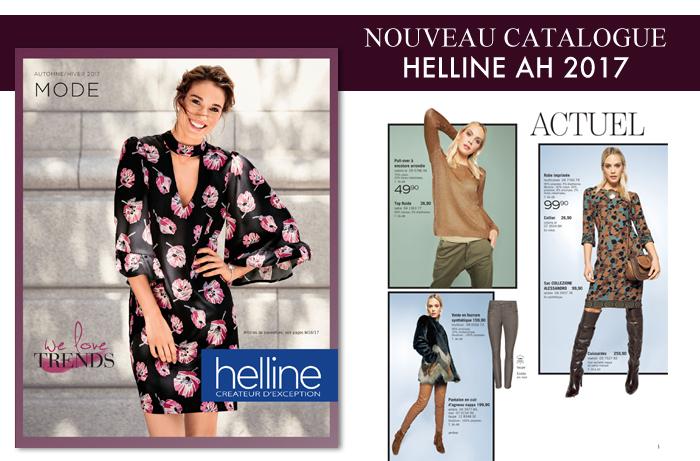 Helline, Recevez Le Nouveau Catalogue Automne 2017 En Exclusivité !